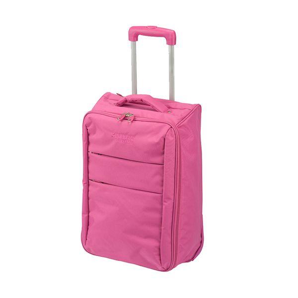 Princess Traveller Palermo Foldable 51cm Pink