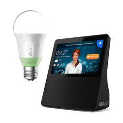 MLS MAIC Smart Screen & Tp-Link Smart WiFi LED Bulb