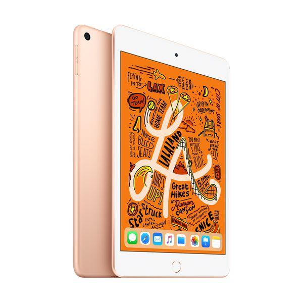 Apple iPad Mini 2019 Wi-Fi 64GB Gold