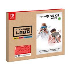 Nintendo Labo VR Kit Expansion Set 1 (Camera + Elephant)