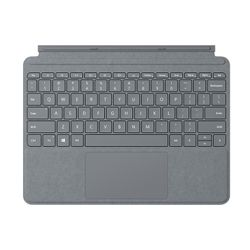 Microsoft Surface Pro Platinum Alcantara