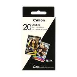 Canon Zink Paper 20 Sheets Zoemini