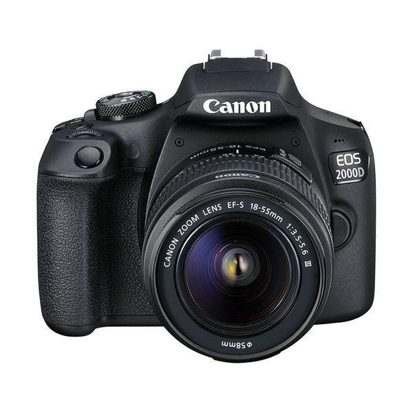 Canon EOS 2000D BK 18-55 SEE
