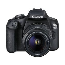 Canon EOS 2000D BK 18-55 SEE