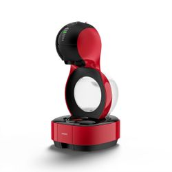 Krups Lumio Dolce Gusto Red & Δώρο Κουπόνι Αξίας 30 Ευρώ