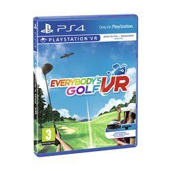 Everybody`s Golf VR