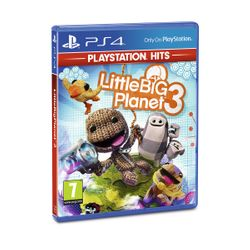 Sony  Little Big Planet 3 Playstation Hits