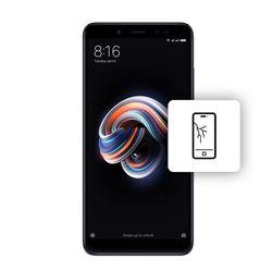 Αλλαγή Οθόνης Xiaomi Redmi Note 5 Black