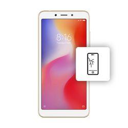 Αλλαγή Οθόνης Xiaomi Redmi 6/6A White