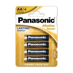 Panasonic Alkaline Power Bronze AA 4τμχ