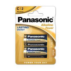 Panasonic Alkaline Power C 2τμχ
