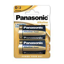 Panasonic Alkaline Power D 2τμχ