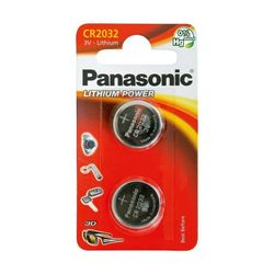 Panasonic Lithium Power CR2032L 2τμχ