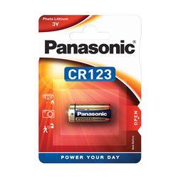 Panasonic Photo Lithium CR-123AL 1τμχ