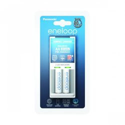 Panasonic Eneloop Compact & 2τεμ AA 1900mAh