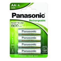 Panasonic 1900mAh 4τμχ.