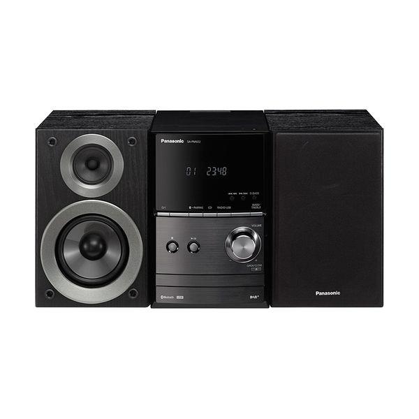 Panasonic SC-PM600EGK Black