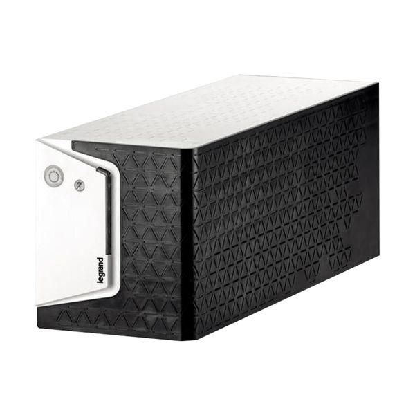 Legrand UPS 1000VA 2 IEC & 2 Schuko & 1 USB Type A/5V