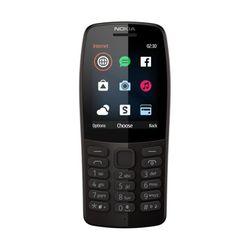 Nokia 210 Black Dual Sim