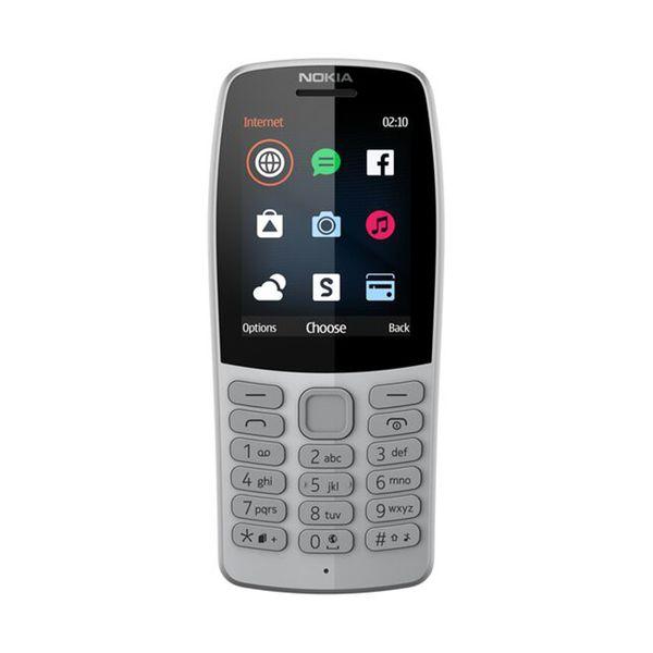 Nokia 210 Grey Dual Sim