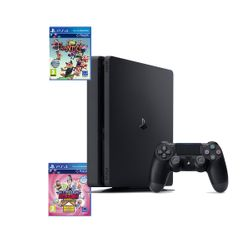 Sony PS4 500GB Slim & Frantics & Knowledge is Power: Decades