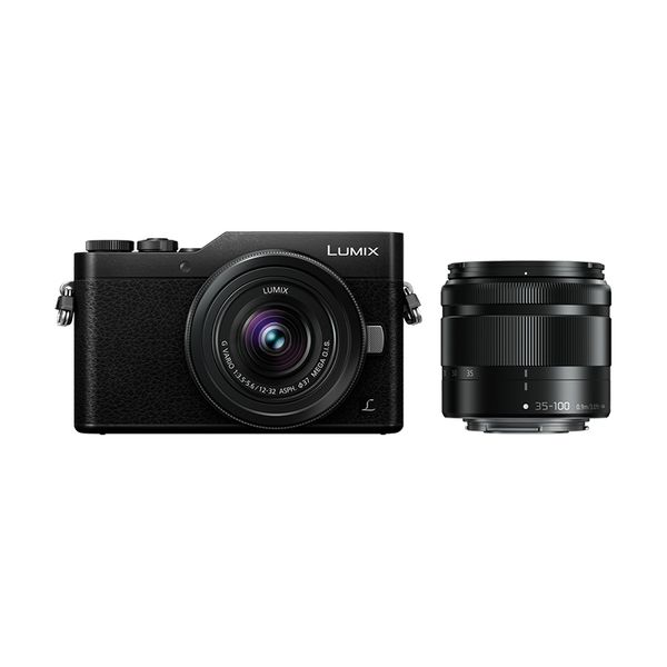 Panasonic Lumix DC-GX800WE Black