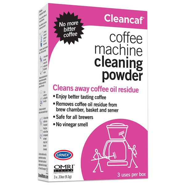 Urnex Cleancaf Home Ελαίων Αλάτων