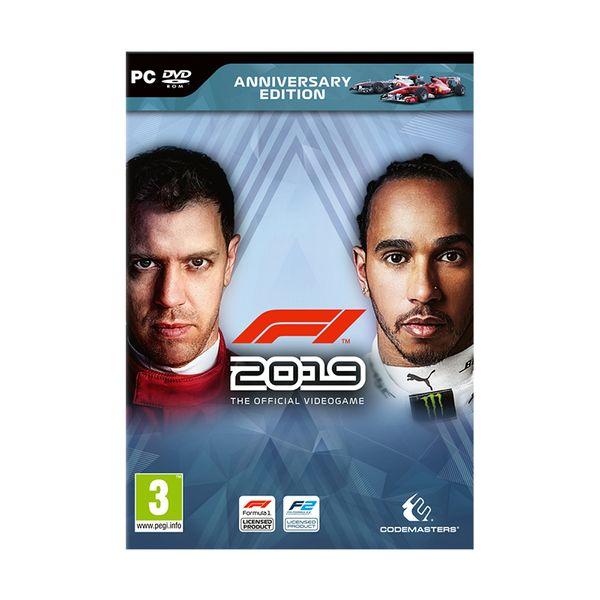 F1 2019 Anniversary Edition Steelbook