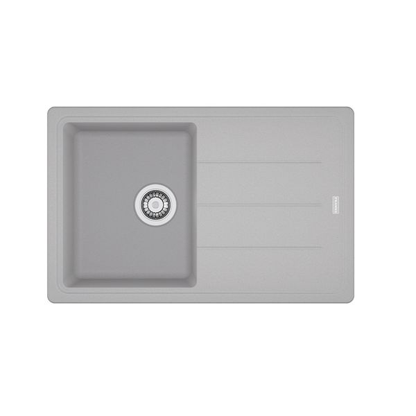 Franke Basis BFG 611-78 Metallic Platinum