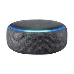 Amazon Echo Dot (3rd Generation) Dark Grey