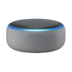 Amazon Echo Dot (3rd Generation) Light Grey