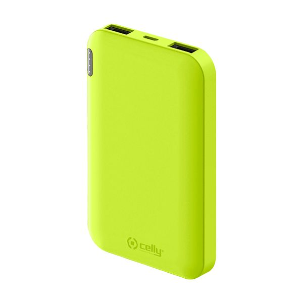 Celly Energy 5000mAh Yellow