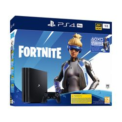 Sony PS4 Pro 1TB & Fortnite VCH
