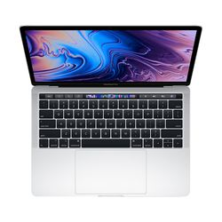 Apple MacBook Pro 13 2019 Touch Bar 4-Core i5 1.4GHz/8GB/256GB Silver (MUHR2GR/A)