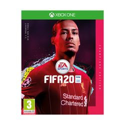 Fifa 20 Deluxe Edition