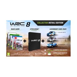 WRC 8 Collector`s Edition