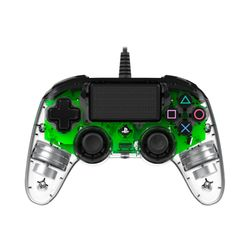 Nacon Wired Compact Controller Crystal Green