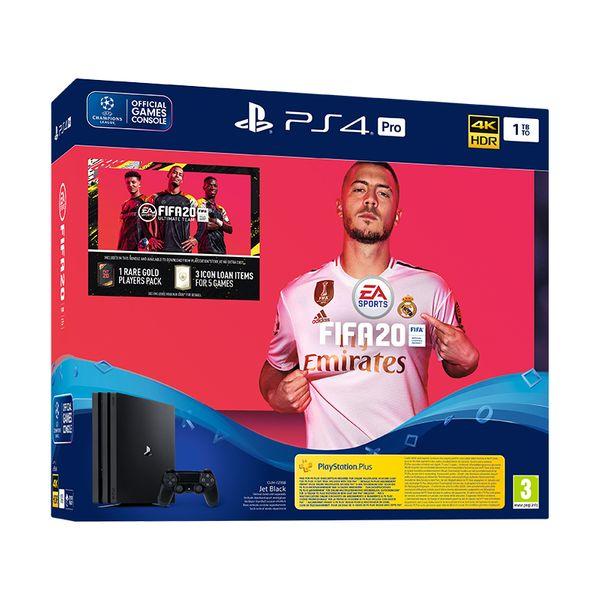 Sony  PS4 Pro 1TB & FIFA 20