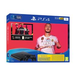Sony  PS4 1TB & 2nd DS4 & FIFA 20