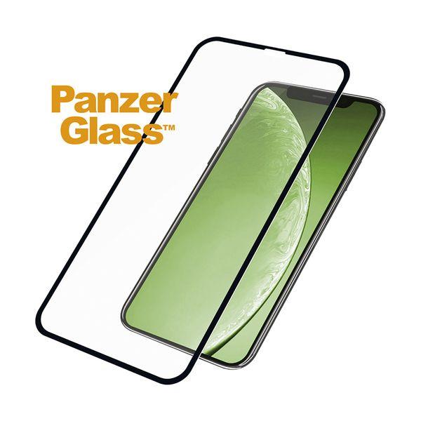 PanzerGlass 3D Tempered Glass Curved iPhone XR/11
