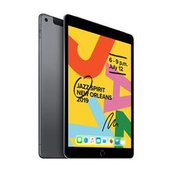 "Apple iPad 7th Gen 10.2"" 128GB Cellular Space Gray"