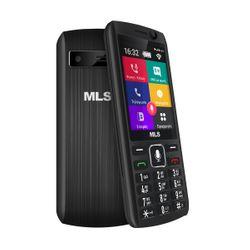 MLS Easy Vox 4G Black Dual Sim