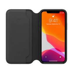 Apple Leather Folio iPhone 11 Pro Black