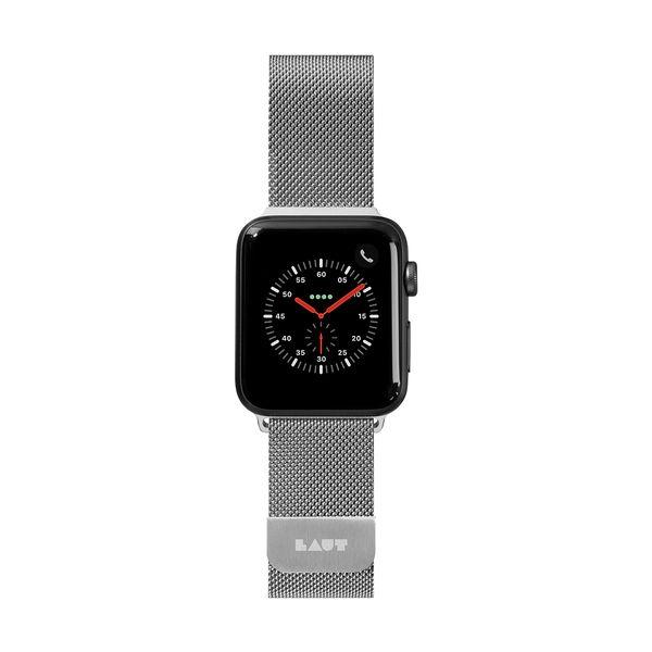 Laut Apple Watch Steel Loop 42-45 mm Silver