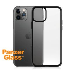 PanzerGlass ClearCase iPhone 11 Pro Black Edition