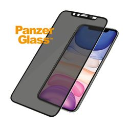 PanzerGlass Tempered Glass iPhone 11 CamSlider Dual Privacy