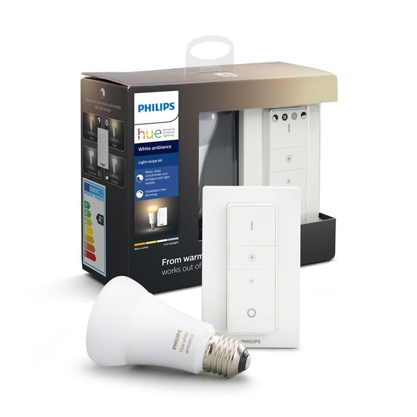 Philips Hue White Ambiance Light Recipe Kit E27