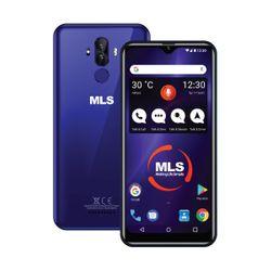 MLS Inspire 4G Blue Dual Sim