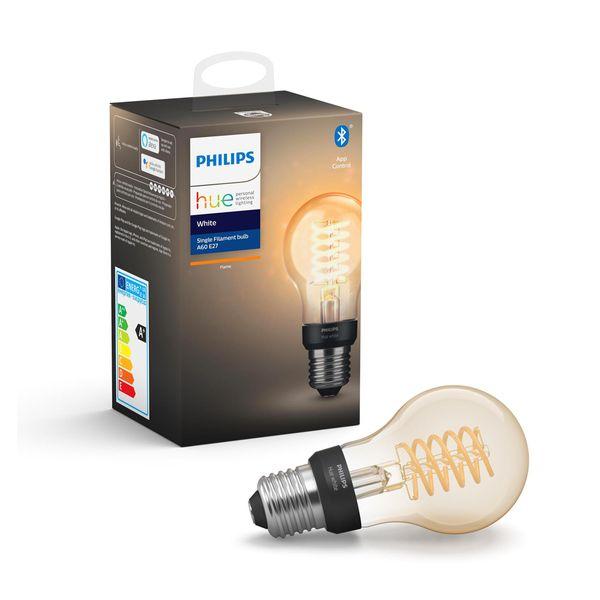 Philips Hue White Filament Bulb 7W A60 E27