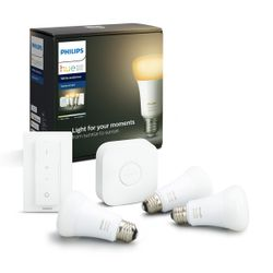 Philips Hue White Ambience Starter Kit E27